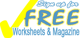 free student worksheets
