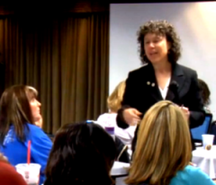 Breakthrough Classroom Management workshop instructor