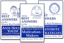 answers for kid problems books