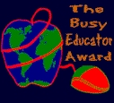 educator award
