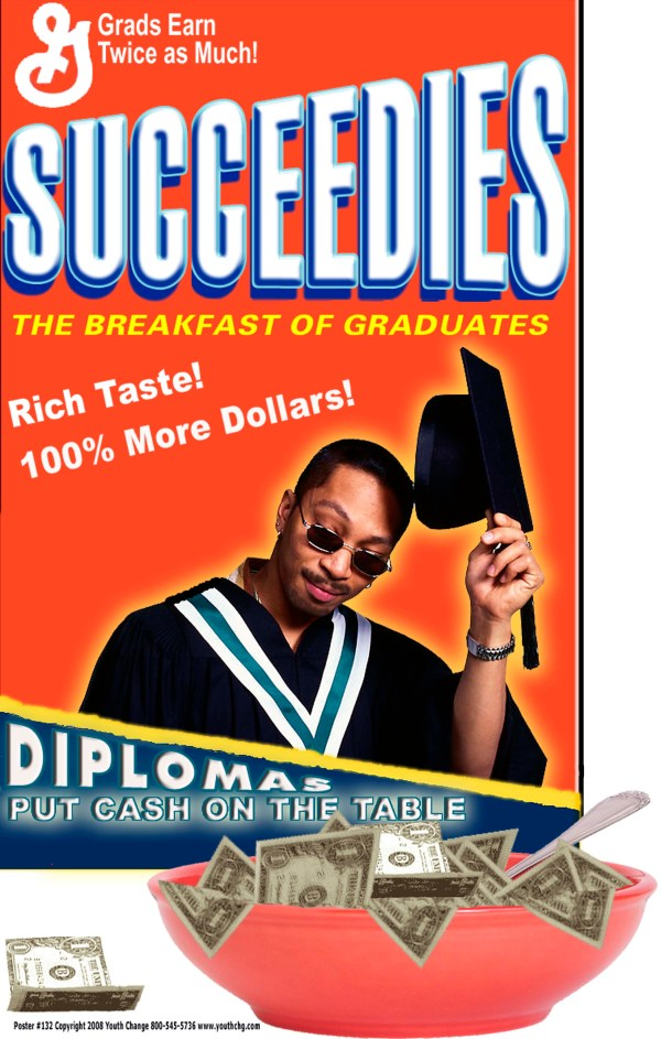 Succeedies classroom poster
