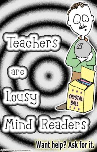 elementary classroom poster