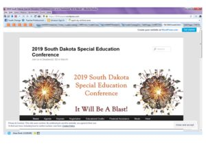 special education teacher conference