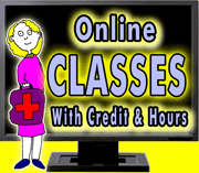online classes with clock hours