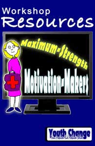 Motivation Methods online class resources