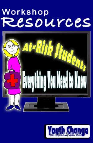 At-Risk Students Professional Development Class Resources