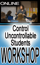 control students workshop