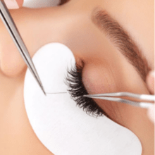 Wimpernverlängerung, Wimpern verlängern in Hannover bei youthconnection, Wimpern Extension,