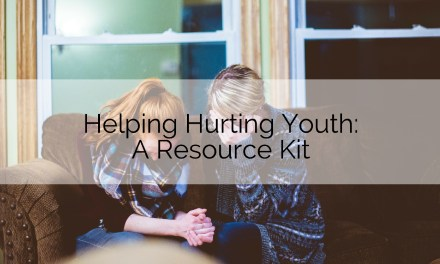 Helping Youth Who Hurt: A Resource Kit