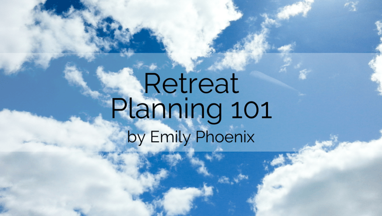 Retreat Planning 101