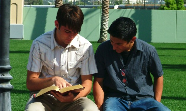 Youth Ministry is Outward Focused