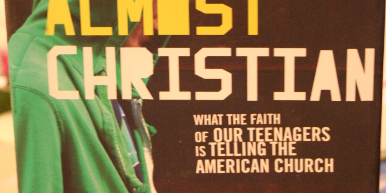 Book Review: Almost Christian
