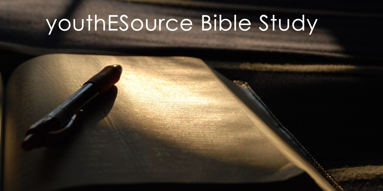 Bible Study: MADE…in His Image