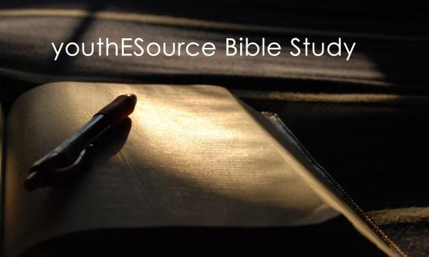 Bible Study: Lamentations