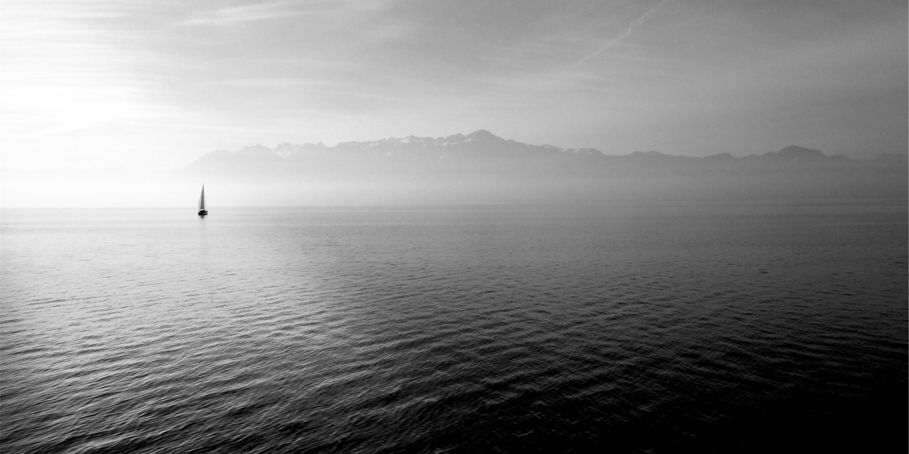 Lent Devotion: Grace Abounds in Deepest Waters