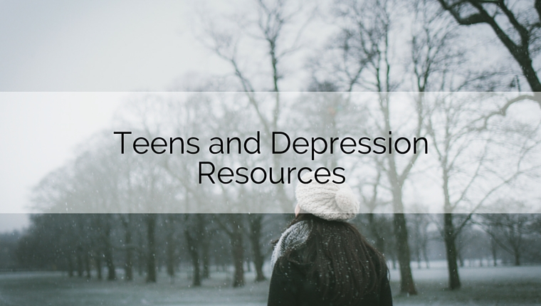 Teens and Depression Resources
