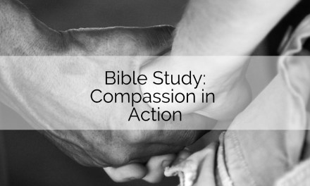 Bible Study: Compassion in Action