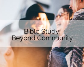 Beyond Community