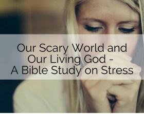 Stress Bible Study