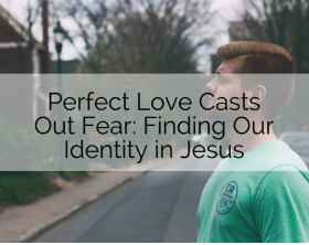 finding identity in jesus