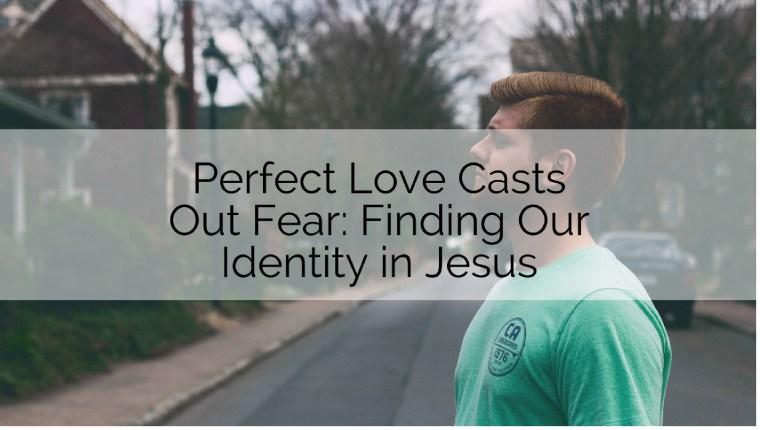 finding identity in jesus