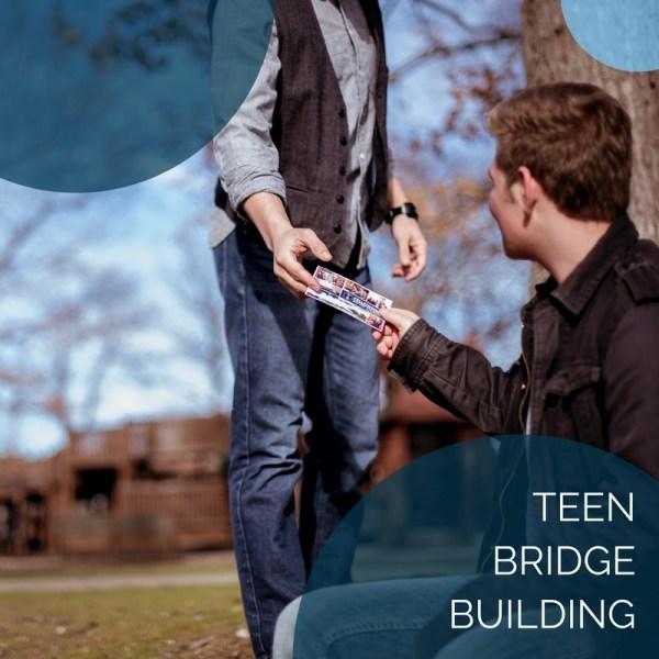 Teen Bridge Building