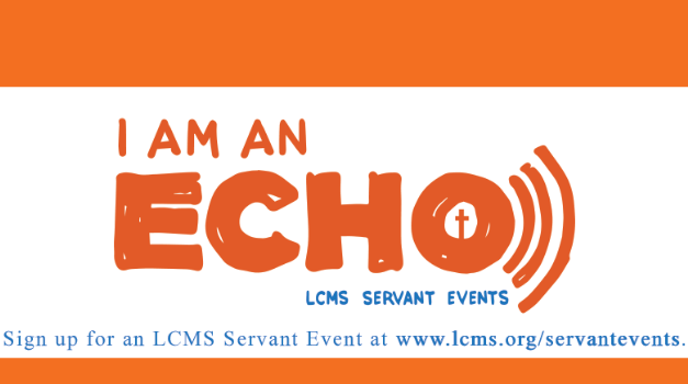 2017 Servant Event Bible Study: I Am An Echo