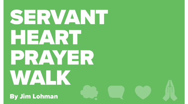 Activity – Heart Prayer Walk