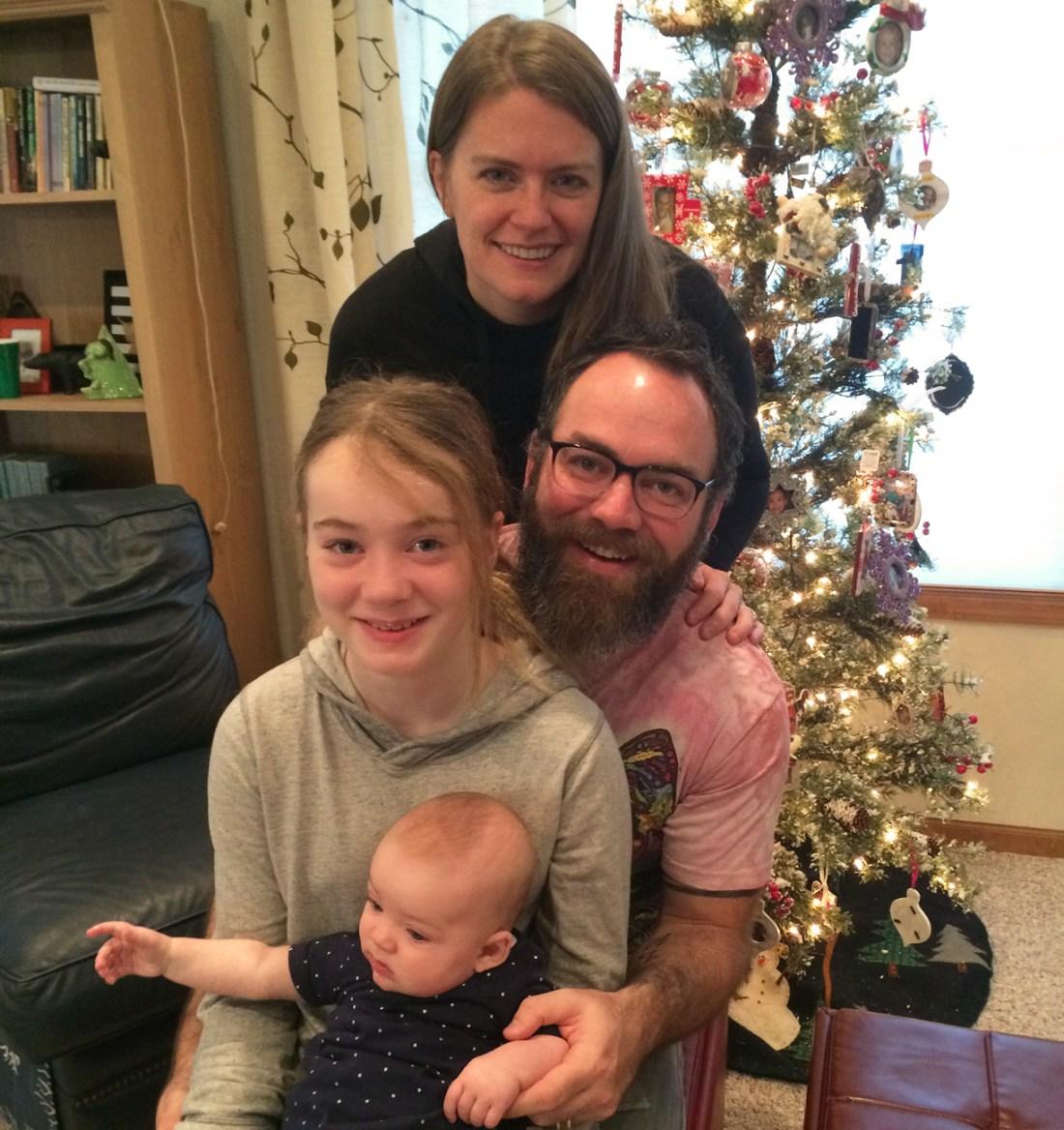 Josh Cleveland's Family