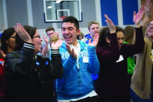 Monticello students participated in a Respect Retreat and the YFLC