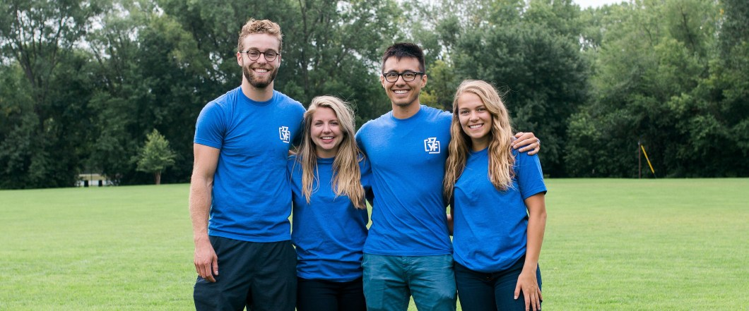 YCorps - Danny, Kelly, Ryan, and Ally