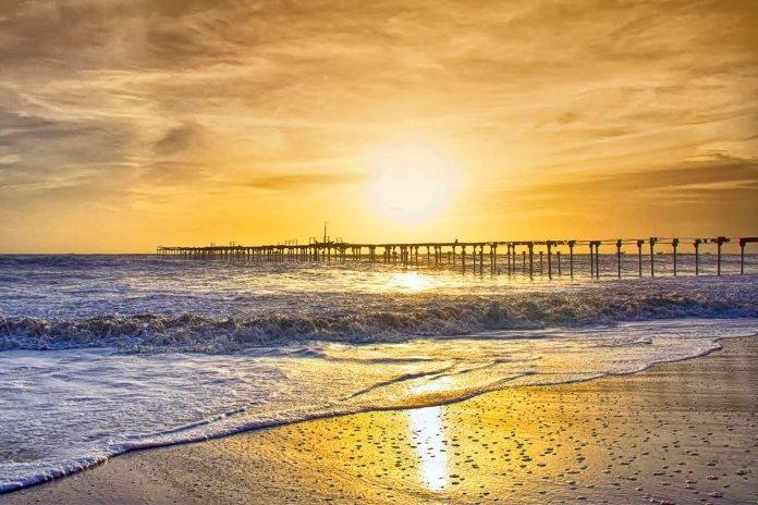 Calm Beaches kerala