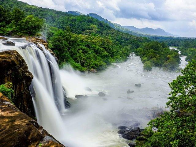 Enchanted Waterfalls kerala