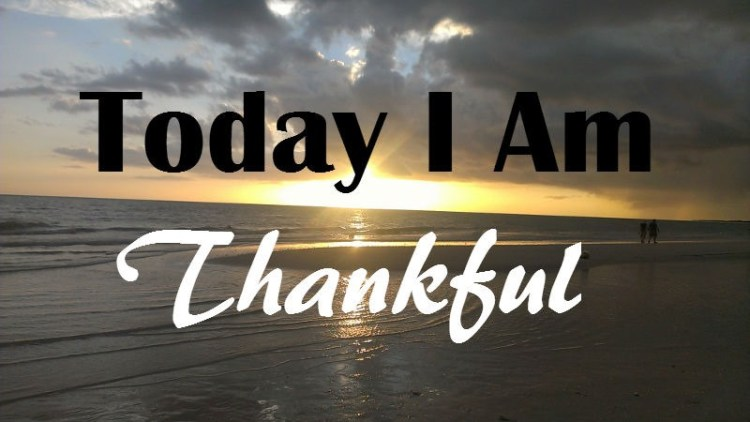 being-thankful