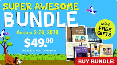 Super Awesome Bundle 2: Revenge of the Robot