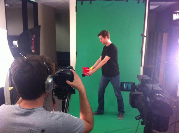 Green Screen Video Tips