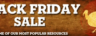 Youth Specialties Black Friday Sale