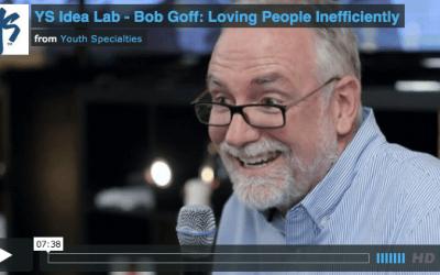Bob Goff on YS Idea Lab