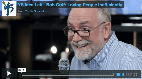 Bob Goff on YS Idea Lab