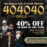 40 40 40 sale