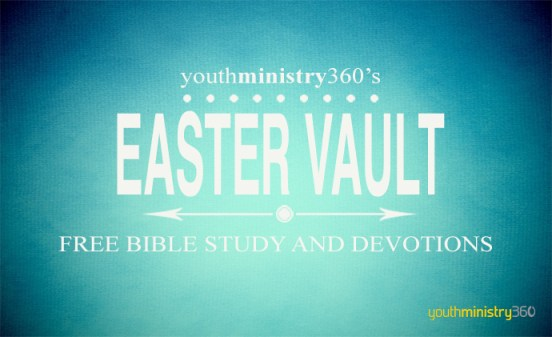 Free youth ministry easter lessons