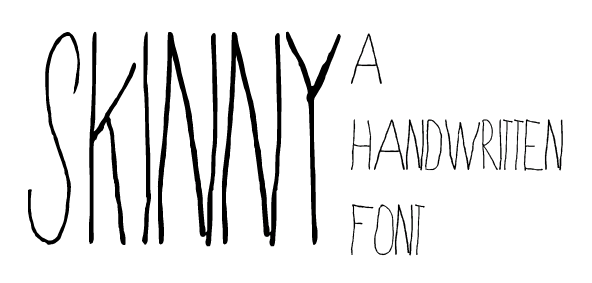 top youth ministry hand writing fonts 4