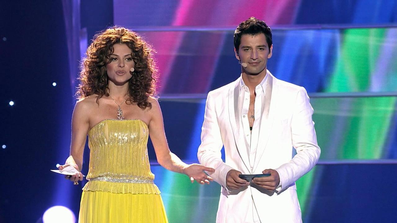 ESC 2006 — Presenters