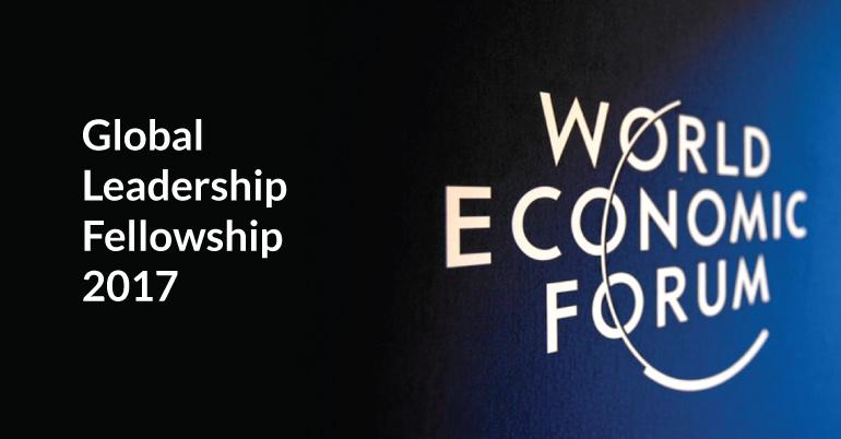 """Résultat de recherche d'images pour """"World Economic Forum Global Leadership Fellowship Programme 2017"""""""