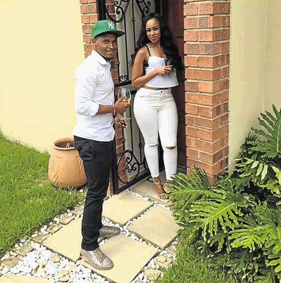 Thandani Ntshumayelo and Pulane