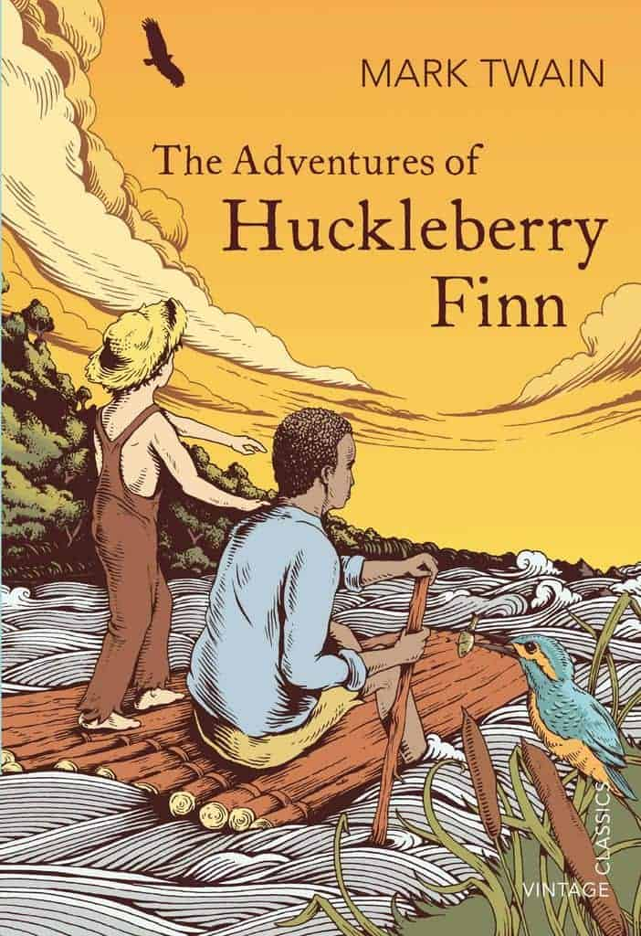 when was huck finn written