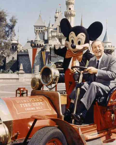 Who really is Walt Disney?