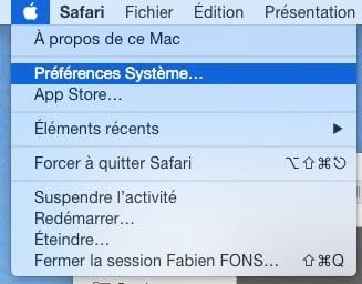 Activer les performances max de votre macbook pro1