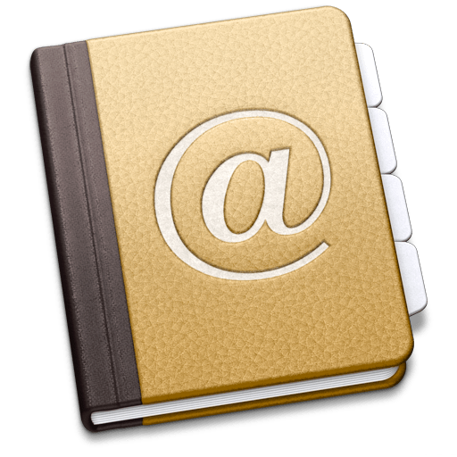 Carnet d'adresse: ajouter ou supprimer un contact