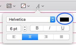 5Editer un texte dans un pdf